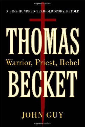 Image for Thomas Becket : Warrior, Priest, Rebel