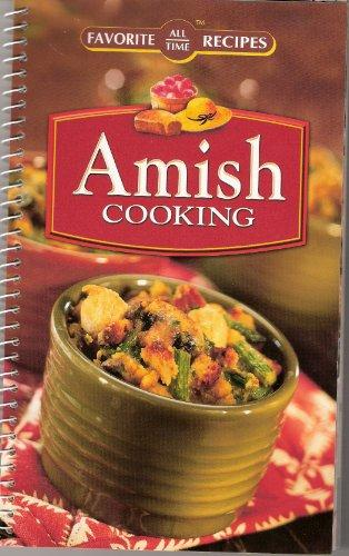 Image for Amish Cooking (Favorite All Time Recipes)