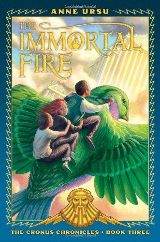 Image for The Immortal Fire (Cronus Chronicles Trilogy)