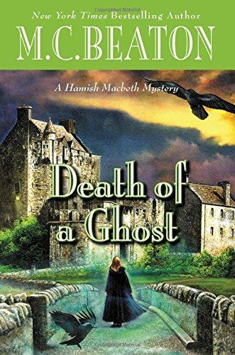 Image for Death Of A Ghost (A Hamish Macbeth Mystery)