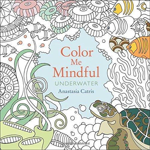 Image for Color Me Mindful: Underwater