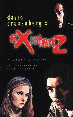 Image for David Cronenberg's Existenz A Graphic Novel