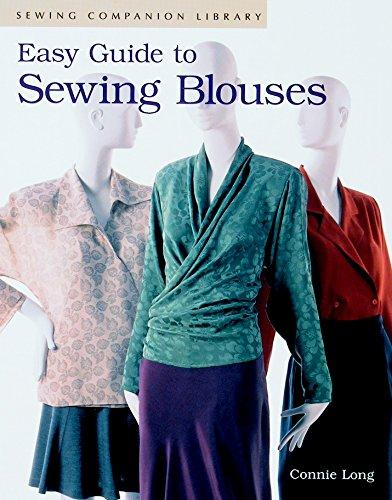 Image for Easy Guide To Sewing Blouses