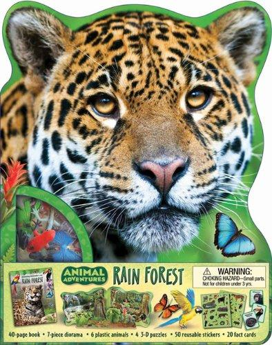 Image for Animal Adventures: Rain Forest