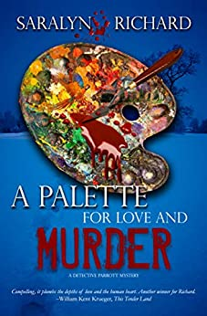 Image for A Palette for Love and Murder
