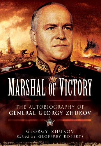 Image for Marshal of Vicory : The Autobiography of General Georgy Zhukov