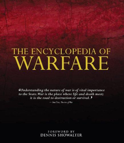 Image for Encyclopedia Of Warfare
