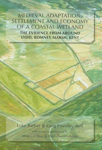 Image for Medieval Adaptation, Settlement and Economy of a Coastal Wetland the Evidence from Around Lydd