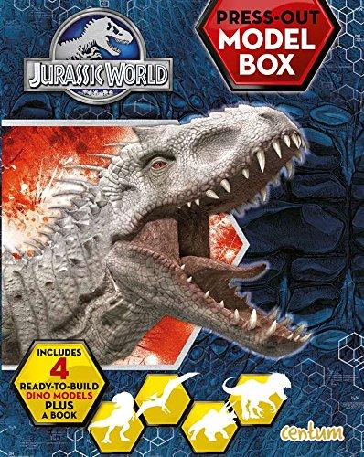 Image for Jurassic World Press-Out Model Box
