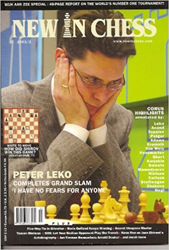 Image for New In Chess 2005-02