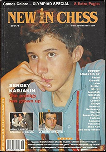 Image for New In Chess 2004-08